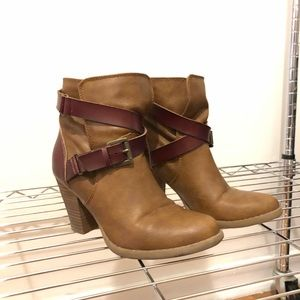 Size 6 booties